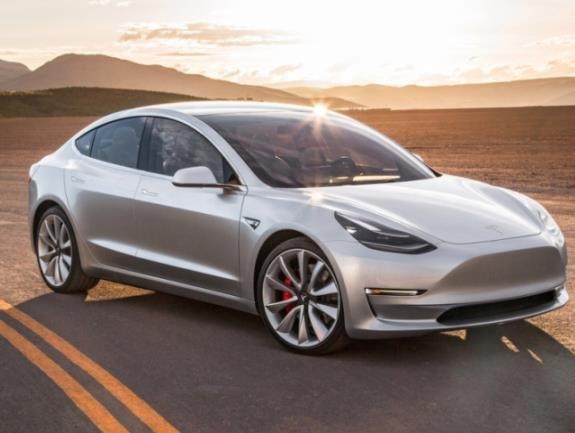 Tesla Model 3 Passes the NHTSA Crash Tests with Five-star Ratings