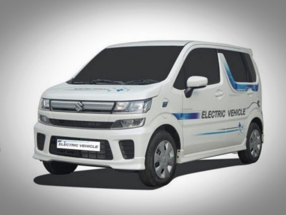 Maruti WagonR EV To Launch In 2020