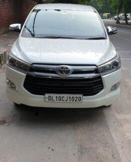 Used 2017 Toyota Innova Crysta 2.8 ZX AT in New Delhi 731728