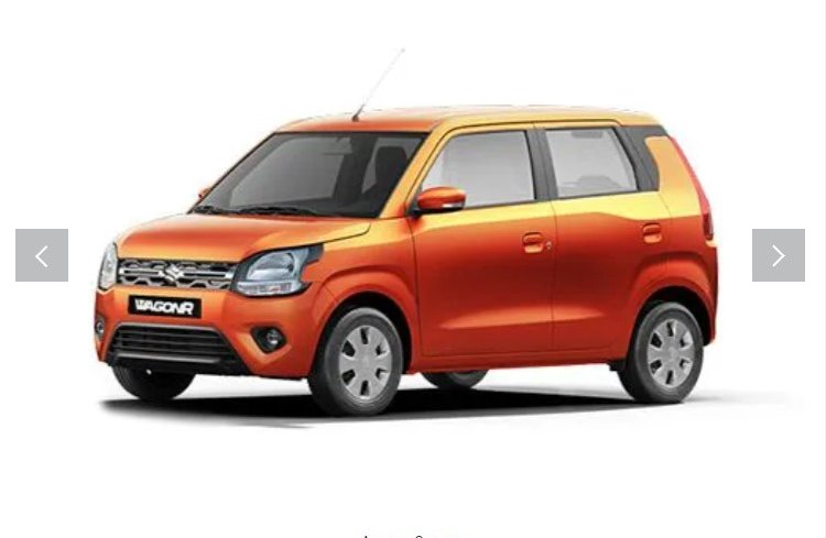 2019 maruti wagonr autumn orange