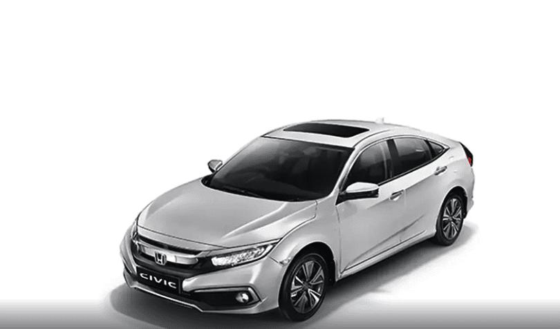Honda Civic review PLATINUM WHITE PEARL
