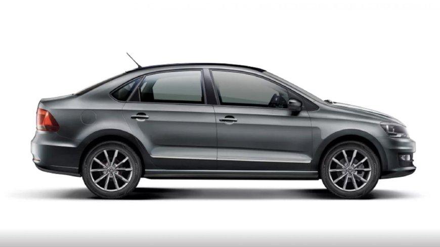 Volkswagen Vento carbon steel