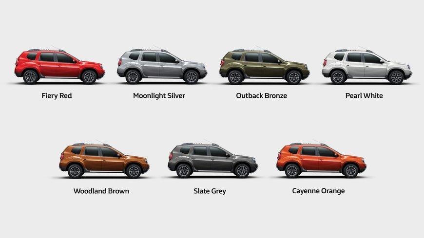 2019 Renault Lodgy color option